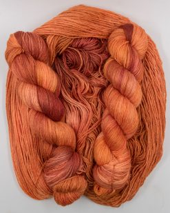 Hand Dyed Yarn Needle and Fred